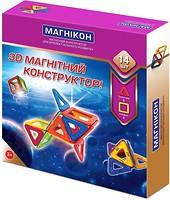 Магникон Конструктор магнитный (MK-14)