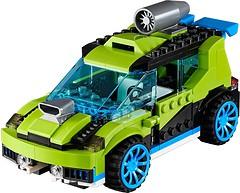 Фото LEGO Creator Гоночный автомобиль Ракета (31074)