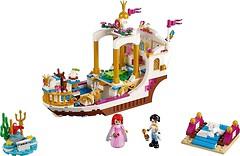Фото LEGO Disney Королевский корабль Ариэль (41153)