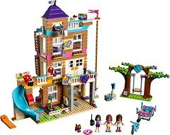 Фото LEGO Friends Дом дружбы (41340)