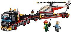 Фото LEGO City Перевозка тяжелых грузов (60183)