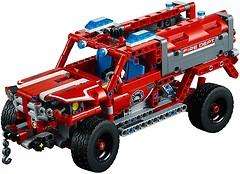 Фото LEGO Technic Служба быстрого реагирования (42075)