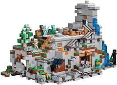 LEGO Minecraft Горная пещера (21137)