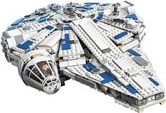 Фото LEGO Star Wars Сокол тысячелетия (75212)