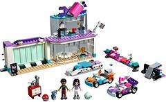 Фото LEGO Friends Мастерская по тюнингу автомобилей (41351)