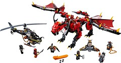 Фото LEGO Ninjago Первый страж (70653)
