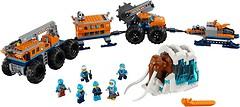 Фото LEGO City Передвижная арктическая база (60195)