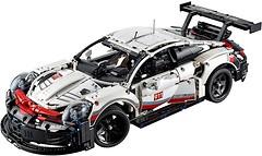 Фото LEGO Technic Porsche 911 RSR (42096)