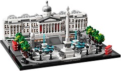 Фото LEGO Architecture Трафальгарская площадь (21045)