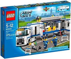 LEGO City Выездной отряд полиции (60044)