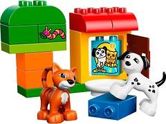 LEGO Duplo Набор Лучшие друзья (10570)