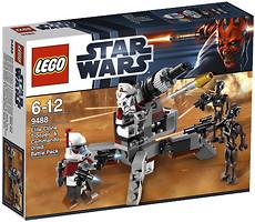LEGO Star Wars Боевой комплект ARC клоны и дроиды-диверсанты (9488)