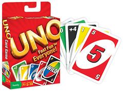 Mattel Uno Карточная игра (w2087)