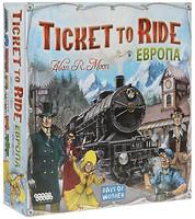Фото Hobby World Ticket to Ride: Europe (1032)