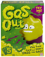 Mattel Gas Out (DHW40)
