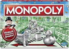 Фото Hasbro Классическая Монополия (C1009121)