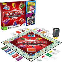 Hasbro Монополия с банковскими карточками (A7444)