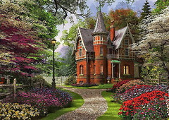 Фото Trefl Викторианский дом (10355)