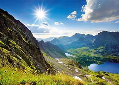 Фото Trefl Долина пяти озер, Татры (27047)
