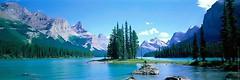 Фото Eurographic Канадские Скелистые горы, озеро Малайн (6005-1418)