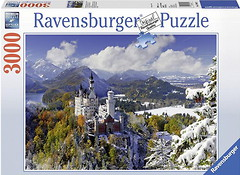 Ravensburger Нойшванштайн зимой (170623)