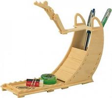 Фото Мир деревянных игрушек Ныряльщик (С003)