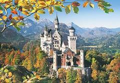 Фото Castorland Замок Neuschwanstein, Германия (C-300013)