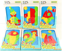 Фото Wader Baby Puzzles (39340)