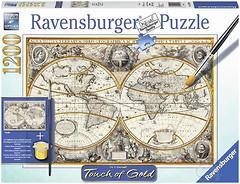 Фото Ravensburger Карта древнего мира (199310)