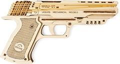 Ugears Пистолет Вольф 01 (70047)