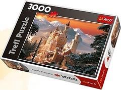 Фото Trefl Зимний дворец Нойшванштайн (33025)