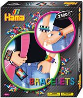 Hama mosaic Термомозаика Браслеты (3221)