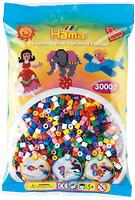 Hama mosaic Термомозаика Цветные бусины (201-00)