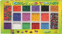 Hama mosaic Термомозаика Цветные бусины (2092)