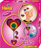 Фото Hama mosaic Термомозаика Заколки для волос (3225)