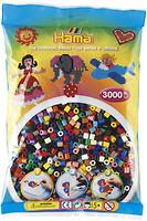 Фото Hama mosaic Термомозаика Цветные бусины (201-67)