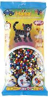 Фото Hama mosaic Термомозаика Цветные бусины (205-67)