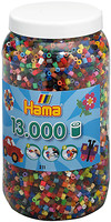 Hama mosaic Термомозаика Цветные бусины (211-68)
