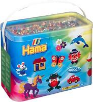 Hama mosaic Термомозаика Цветные бусины (208-67)