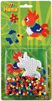 Hama mosaic Термомозаика Попугай (4164)