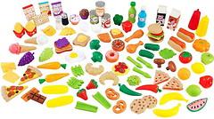 Kidkraft Tasty Treat Pretend Food Set (63330)