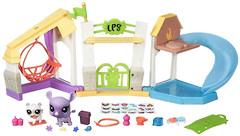 Hasbro Littlest Pet Shop Городские сценки (B5565)