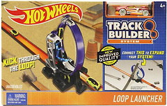 Hot Wheels Track Builder Loop Launcher (DNH84-2)