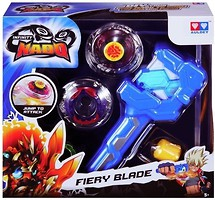 Фото Auldey Beyblade Infinity Nado Fiery Blade (YW624502)