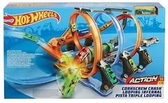 Фото Mattel Hot Wheels Невероятные виражи (FTB65)