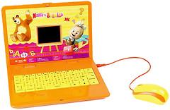 Фото Маша и Медведь Детский ноутбук (MM-772-U)