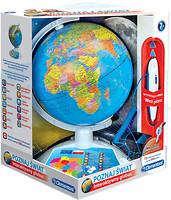 Clementoni Интерактивный глобус (60903)