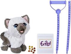 Фото Hasbro FurReal Friends Веселый котенок Ками друг Пакса (C1156)