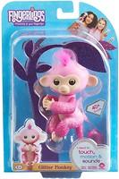 WowWee Fingerlings Ручная обезьянка Рози розовая (W3760/3764)