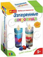 Ranok-Creative Гелевые свечи Затерянные сокровища (3065)